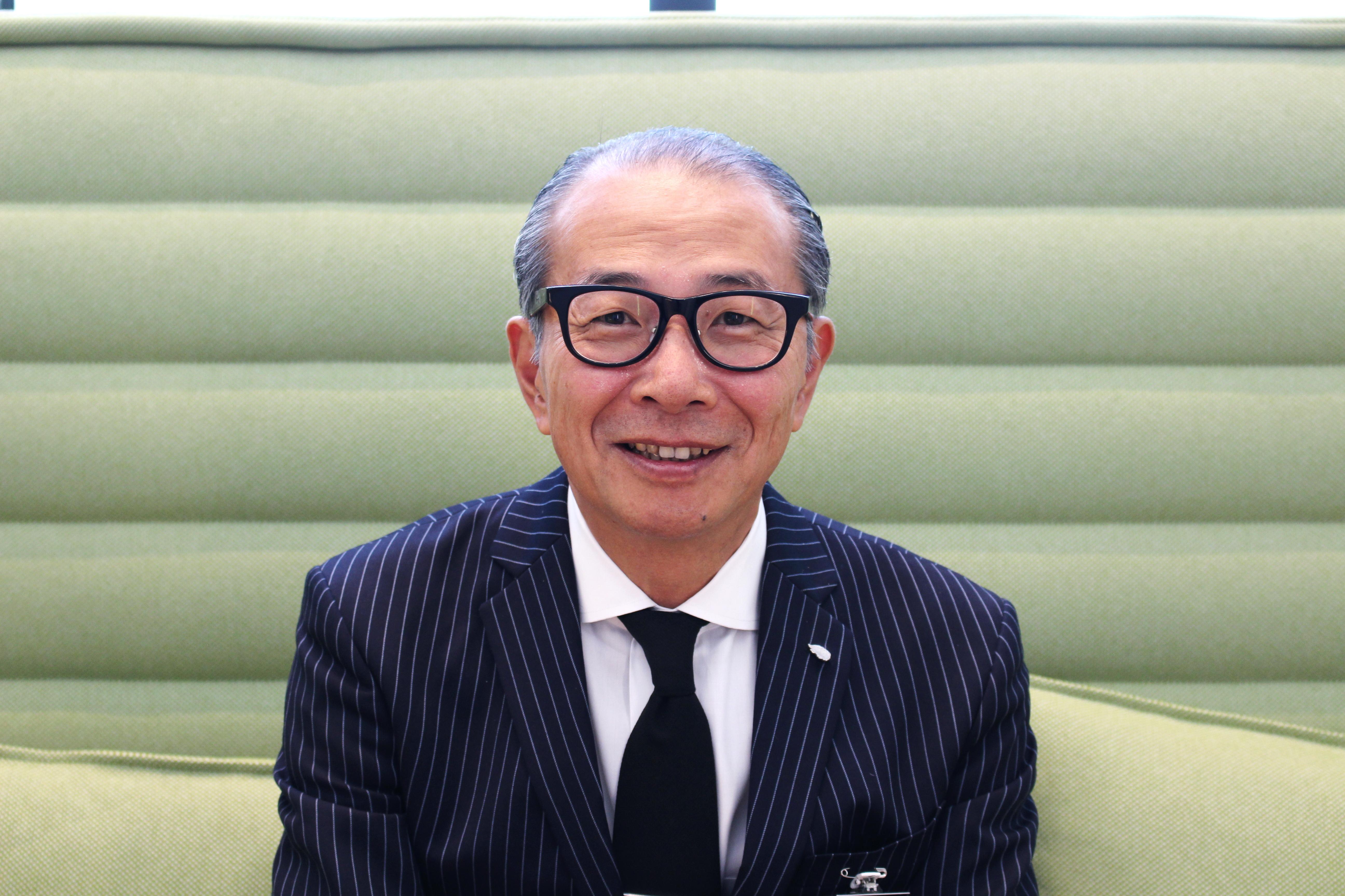 銀座・伊東屋 空間事業室 主任 米村昌弘氏