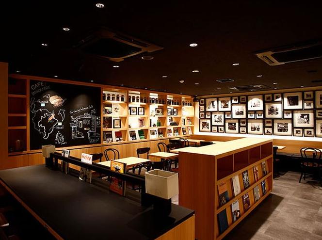 アットビジネスセンター池袋カフェ