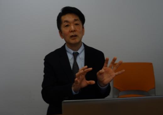 株式会社アットオフィス 代表取締役社長 大竹啓裕氏