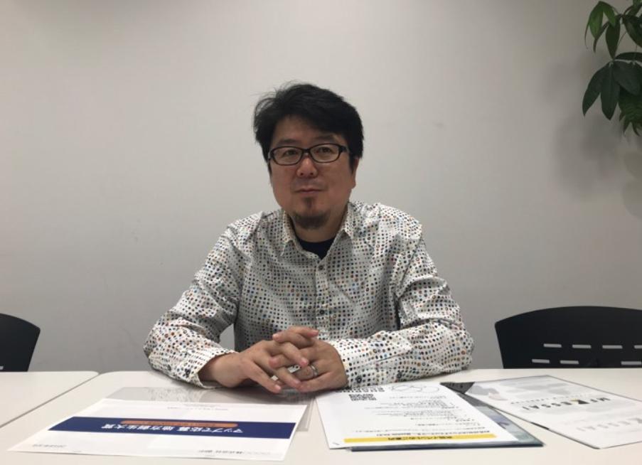 一般社団法人日本中小企業情報化支援協議会 代表理事 森戸裕一氏