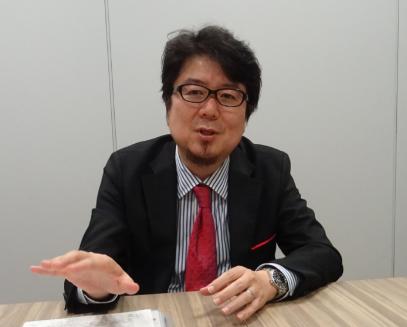 内閣官房シェアリングエコノミ―伝道師 森戸祐一氏