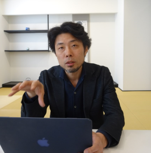 株式会社 固-KATAMARI-代表取締役 前田鎌利氏